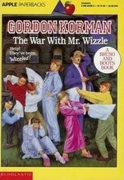 Cover of: The war with Mr. Wizzle