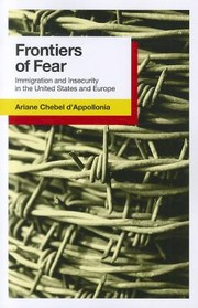 Cover of: Frontiers of fear