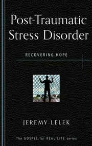 Cover of: Post-traumatic stress disorder |