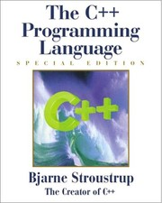 Cover of: The C+ + Programming Language |