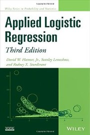 Cover of: Applied logistic regression |
