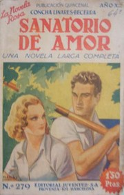 Cover of: Sanatorio de amor