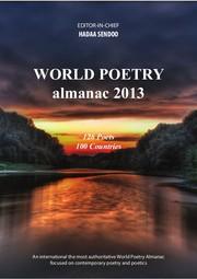 WORLD POETRY ALMANAC 2013
