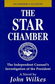 Cover of: The Star Chamber