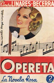 Cover of: Opereta