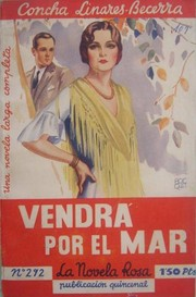 Cover of: Vendrá por el mar