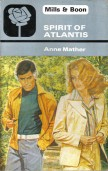 Cover of: Spirit of Atlantis | Anne Mather