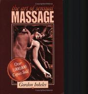 The art of sensual massage by Gordon Inkeles