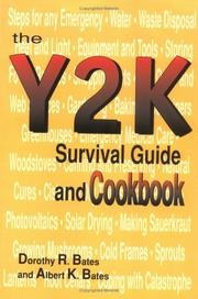 Cover of: The Y2K survival guide and cookbook