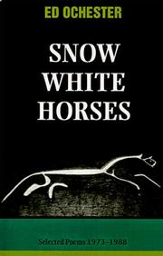 Cover of: Snow white horses