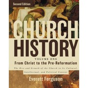 Cover of: Church history |