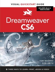 Cover of: Dreamweaver CS6