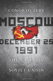 Cover of: Moscow, December 25, 1991