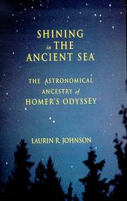 Cover of: Shining in the ancient sea