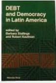 Cover of: Debt and democracy in Latin America |