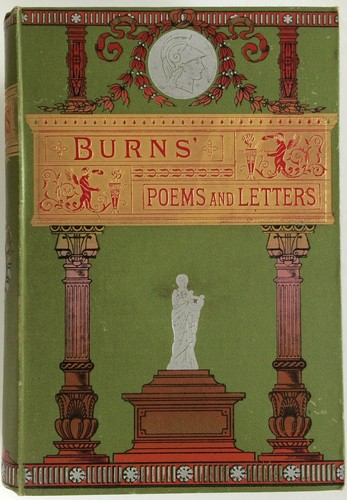 The poetical works and letters of Robert Burns by Robert Burns