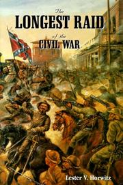 Cover of: The Longest Raid of the Civil War