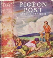 Cover of: Pigeon post | Arthur Michell Ransome