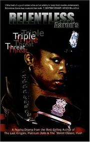 Cover of: Triple Threat