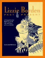 Cover of: Lizzie Borden, past & present