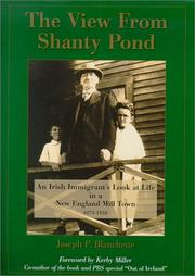 Cover of: The view from Shanty Pond | Joseph P. Blanchette