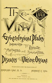 Cover of: The Viavi gynecological plates