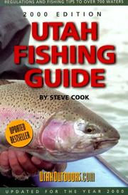 Cover of: Utah Fishing Guide