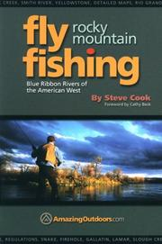 Cover of: Rocky Mountain Fly Fishing