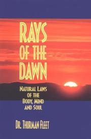 Cover of: Rays of the dawn
