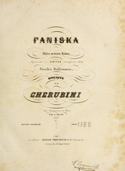 Cover of: Faniska
