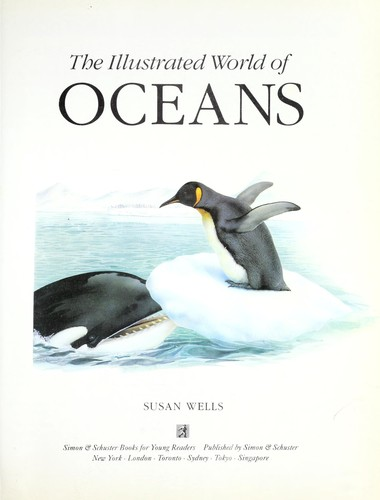 The illustrated world of oceans by Susan Wells