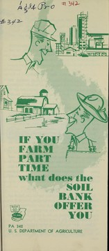 Cover of: If you farm part time | United States. Department of Agriculture