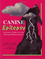 Cover of: Canine epilepsy