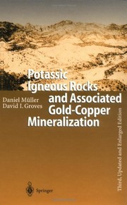 Cover of: Potassic igneous rocks and associated gold-copper mineralization
