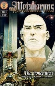 Cover of: The Stonecutters (Metabarons)