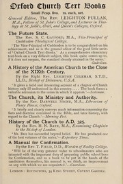 Cover of: A manual for confirmation | Thomas Field
