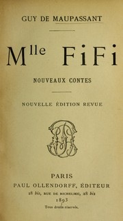 Cover of: Mlle. Fifi
