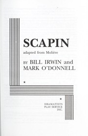 Cover of: Scapin : adapted from Molière |