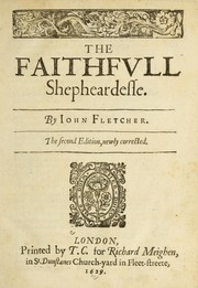 Cover of: The faithfull shepheardesse