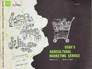 Cover of: USDA's Agricultural Marketing Service