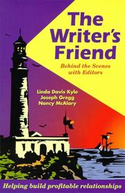 Cover of: The writer's friend