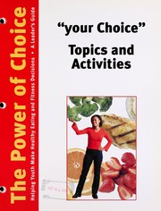 Cover of: The power of choice