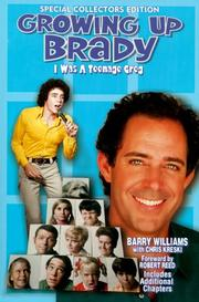 Cover of: Growing up Brady | Williams, Barry