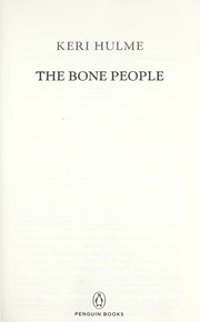 Cover of: The bone people