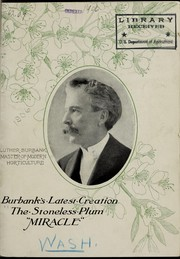 Cover of: Burbank