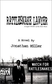 Cover of: Rattlesnake Lawyer