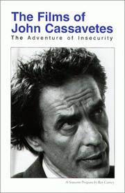 Cover of: John Cassavetes | Ray Carney