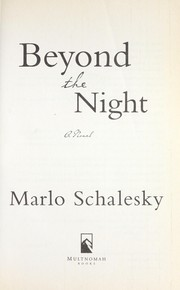 Cover of: Beyond the night