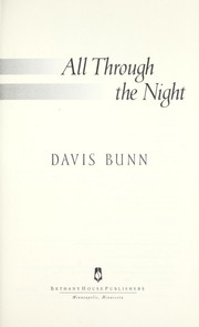 Cover of: All through the night