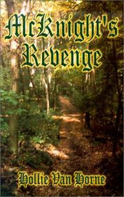 Cover of: McKnight's Revenge (Time Travelers, 3)